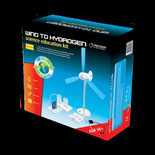 Kit Energia eolica e da idrogeno 3