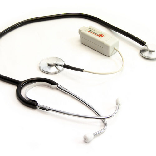 Sensore stetoscopio