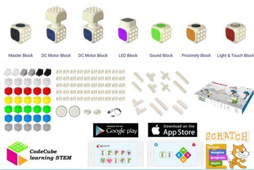 Kit Robotica educativa, STEM e coding per la scuola primaria