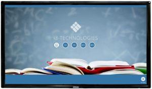Display interattivo LIM per la scuola università ed aule di formazione