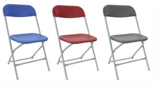 sedie richiudibili per collettività