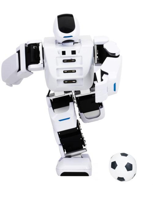 Eolo robot umanoide per imparare a programmare