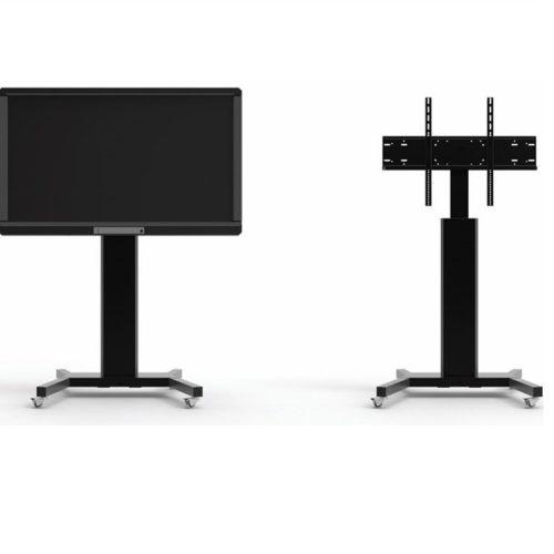 trolley motorizzato per display interattivo
