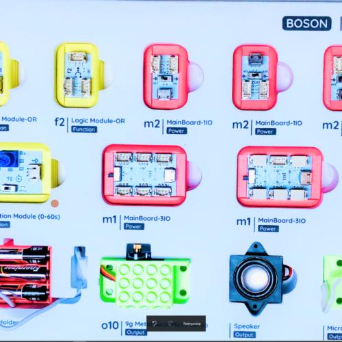 Kit elettronica educativa(Stem)