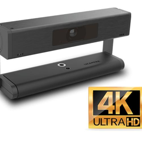 Webcam 4k con riconoscimento facciale