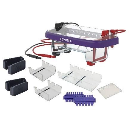 Kit elettroforesi