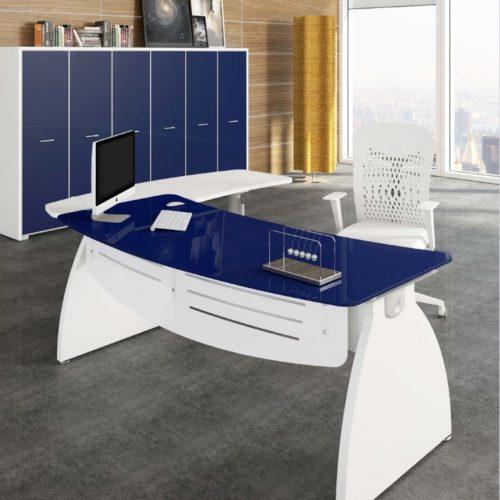 scrivania smile blue